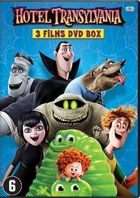 Hotel Transsylvanië 1-3-DVD
