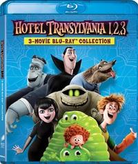 Hotel Transsylvanië 1-3-Blu-Ray