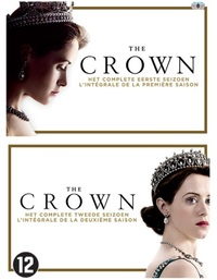 The Crown - Seizoen 1 & 2-DVD