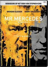 Mr Mercedes - Seizoen 1-DVD