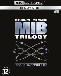 Men In Black Trilogy (4K Ultra HD)-4K Blu-Ray