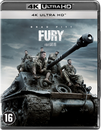 Fury (4K Ultra HD)-4K Blu-Ray
