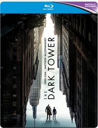 The Dark Tower (Steelbook)-Blu-Ray