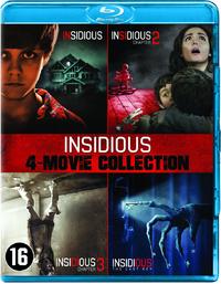 Insidious 1-4-Blu-Ray