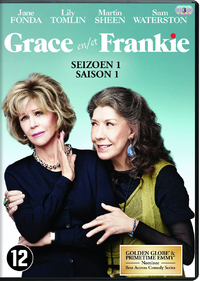 Grace And Frankie - Seizoen 1-DVD