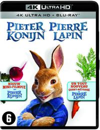 Pieter Konijn (4K Ultra HD Blu-Ray)-4K Blu-Ray