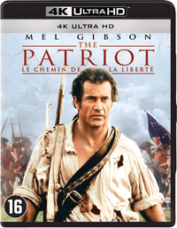 The Patriot (4K Ultra HD)-4K Blu-Ray