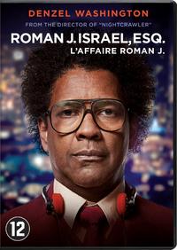 Roman J. Israel, Esq.-DVD