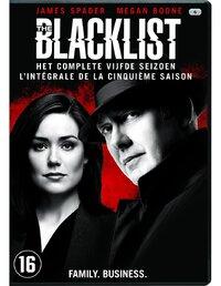 The Blacklist - Seizoen 5-DVD