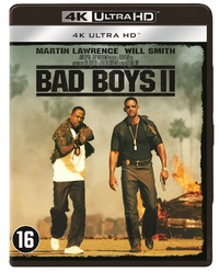 Bad Boys II-4K Blu-Ray