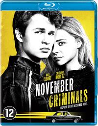November Criminals-Blu-Ray