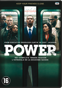 Power - Seizoen 2-DVD