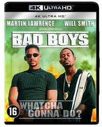 Bad Boys(4K Ultra HD En Blu-Ray)-4K Blu-Ray