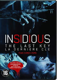 Insidious - The Last Key-DVD