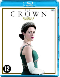 The Crown - Seizoen 2-Blu-Ray