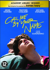 Call Me By Your Name-DVD