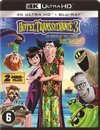 Hotel Transsylvanië 3 - Een Monsterlijk Leuke Vakantie (4K Ultra HD + Blu-Ray)-4K Blu-Ray