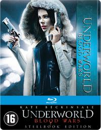 Underworld - Blood Wars (Steelbook) (Special Edition)-Blu-Ray