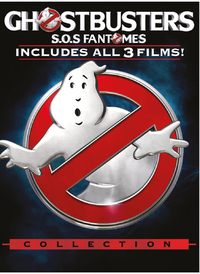 Ghostbusters 1-3-DVD