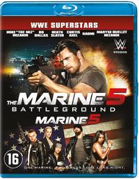 The Marine 5 - Battleground-Blu-Ray