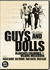 Guys And Dolls-DVD
