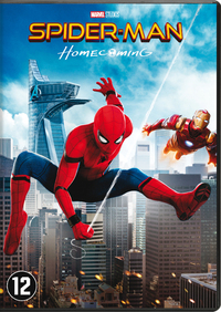 Spider-Man - Homecoming-DVD