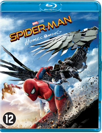Spider-Man - Homecoming-Blu-Ray