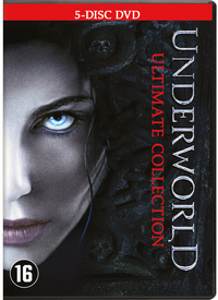 Underworld Ultimate Collection-DVD