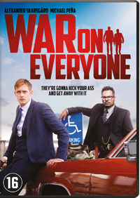 War On Everyone-DVD