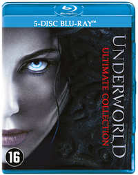 Underworld Ultimate Collection-Blu-Ray