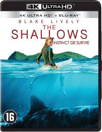The Shallows (4K Ultra HD En Blu-Ray)-4K Blu-Ray