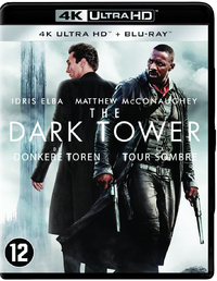 The Dark Tower-4K Blu-Ray