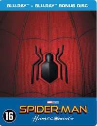 Spider-Man - Homecoming (Steelbook)-Blu-Ray