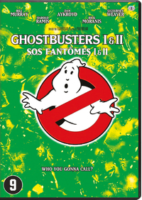 Ghostbusters 1 & 2-DVD