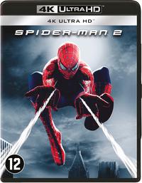 Spider-Man 2 (2004) (4K Ultra HD)-4K Blu-Ray