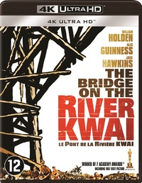 The Bridge On The River Kwai (4K Ultra HD En Blu-Ray)-4K Blu-Ray