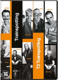 Trainspotting 1+2-DVD