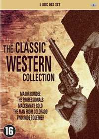 The Classic Western Box (5 DVD)-DVD