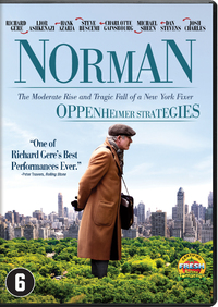 Norman - The Moderate Rise And Tragic Fall Of A New York Fixer-DVD