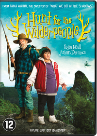 Hunt For The Wilderpeople-DVD