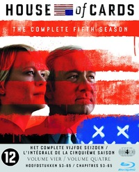 House Of Cards - Seizoen 5-Blu-Ray