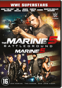 The Marine 5 - Battleground-DVD