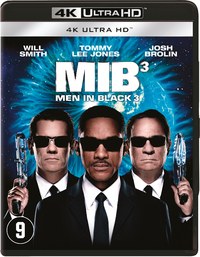 Men In Black 3 (4K Ultra HD)-4K Blu-Ray