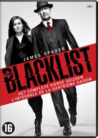 The Blacklist - Seizoen 4-DVD