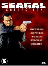 Steven Seagal Collection (5 Pack)-DVD
