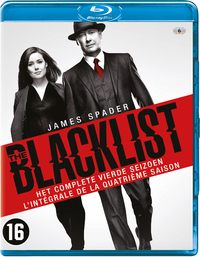 The Blacklist - Seizoen 4-Blu-Ray