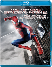 The Amazing Spider-Man 2 (Collectors Edition)-Blu-Ray