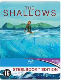 The Shallows (Steelbook)-Blu-Ray