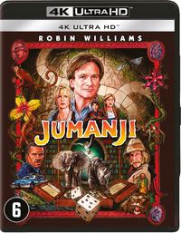 Jumanji (1995) (4K Ultra HD)-4K Blu-Ray