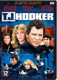 TJ Hooker - Seizoen 1-2-DVD